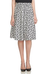Women's Cece By Cynthia Steffe 'Heirloom Ditsy' Print Sateen A Line Skirt