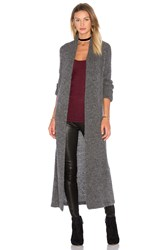 Ayni Aruni Long Cardigan Gray