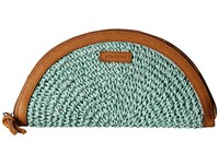 Volcom Last Straw Wallet Seaglass Wallet Handbags Green