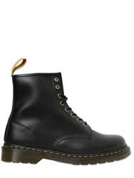 Dr.Martens Faux Leather Boots Black