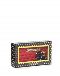 Betsey Johnson Boxed Swag Hearts Side Bow Wallet Red
