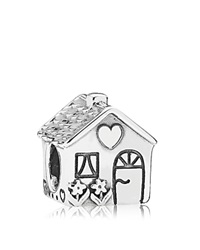 Pandora Design Pandora Charm Sterling Silver Home Sweet Home Moments Collection