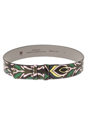 M Missoni Waist Belt Rosa Multicoloured