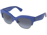 Kate Spade Nikki S Blue Blue Shade Fashion Sunglasses
