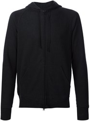 Outerknown Classic Hooded Sweatshirt Black