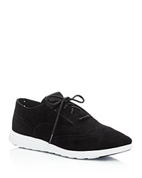 Cole Haan Grand Tour Lace Up Oxfords Black