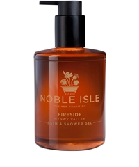 Fireside Bath And Shower Gel 250Ml Noble Isle