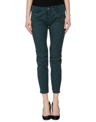 Mason's Casual Pants Deep Jade