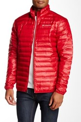 Columbia Flash Forward Down Jacket Red
