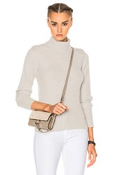 James Perse Cashmere Sweater In Gray