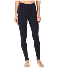 Lucy Perfect Core Legging Navy Heather Women's Workout Gray