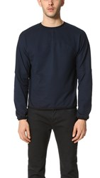Patrik Ervell Technical Sweatshirt Dark Navy