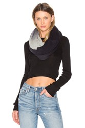 360 Sweater Gracen Infinity Scarf Gray