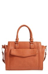Sole Society 'Medium Johnson' Faux Leather Satchel