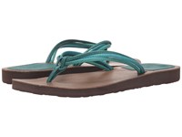 Scott Hawaii Haku Green Women's Sandals