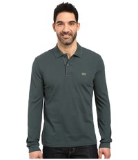 Lacoste L S Classic Pique Polo Bronze Men's Long Sleeve Pullover