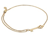 Alex And Ani Precious Ii Collection Skeleton Key Adjustable Bracelet Gold Plated Finish Bracelet