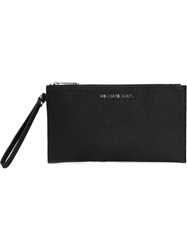 Michael Michael Kors 'Jet Set Travel' Clutch Black
