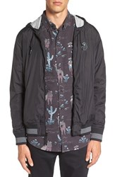 Vissla Men's 'Daymer' Hooded Nylon Coach Jacket