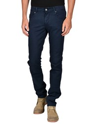 Exte Trousers Casual Trousers Men Dark Blue