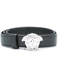 Versace Medusa Belt Black