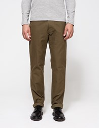Apolis Standard Issue Utility Chino Olive