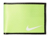 Nike Tech Essential Slim Fold Volt Wallet Black