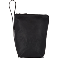 Rick Owens Bucket Backpack Black