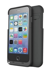 Black Battery Case For Iphone 6
