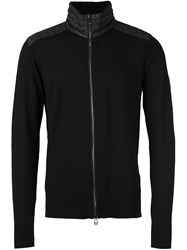 Belstaff 'Kelby' Full Zip Cardigan Black