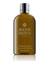 Tobacco Absolute Body Wash 300 Ml Molton Brown