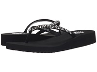 Yellow Box Jello Black Pewter Women's Sandals