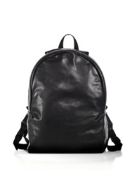 Alexander Mcqueen Studded Leather Backpack Black