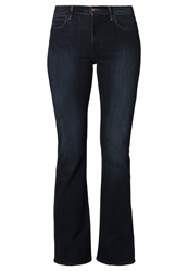 Wrangler Tina Bootcut Jeans After Midnight Dark Blue