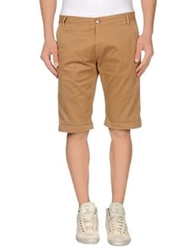 Williams Wilson Bermudas Camel