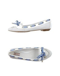 Vic Moccasins White