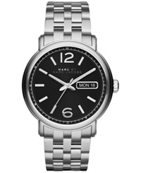 Marc By Marc Jacobs Men's Fergus Stainless Steel Bracelet Watch 42Mm Mbm5075