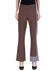 Marc Jacobs Casual Pants Brown