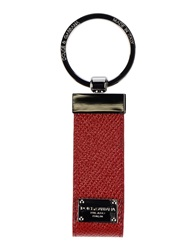 Dolce And Gabbana Key Rings Black