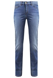 Marc O'polo Straight Leg Jeans Summer Denim Blue Denim