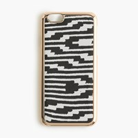 J.Crew Printed Case For Iphone 6
