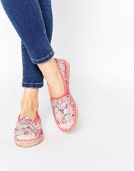 Miss Kg Polly Sequin Espadrilles Mult Other Multi