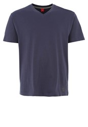 S.Oliver Basic Tshirt Tattoo Blue