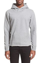 Men's Ps Paul Smith Long Sleeve Organic Cotton Hoodie
