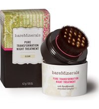 Bareminerals Pure Transformation Night Treatment Clear