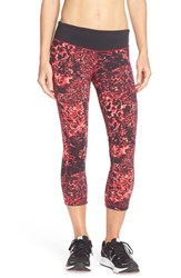 Women's New Balance 'Premium Performance' Capris Dragonfly Multi