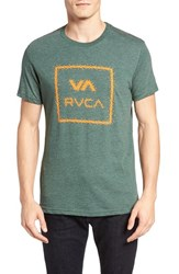 Rvca Men's Digi Va All The Way Graphic T Shirt