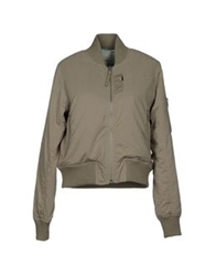 Woodwood Jackets Light Grey