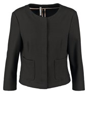 S.Oliver Blazer Diamond Black