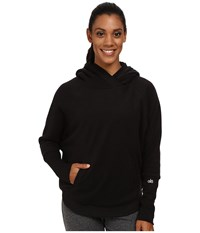 Alo Yoga Cabin Pullover Black Women's Long Sleeve Pullover